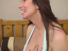 This dirty MILF can never get enough cock