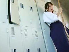 Exotic Asian Cutie In Japanese Traditional Outfit Gets Nailed