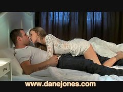 DaneJones Wanting him inside her for her orgasm