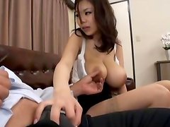 Big Tits Japanese Secretary