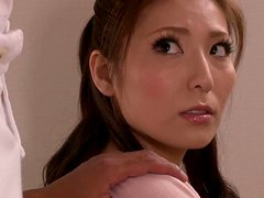 Japanese hottie Yuna Shiina blows before getting unforgettably fucked
