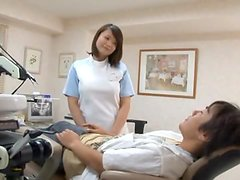 Busty Dental Nurse Gets Pounded By A Patient