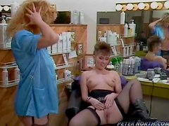 Oldie Porn Video With Guy Fucking 2 Blondes.