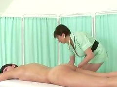 Lezdom mature fetish hot nurse