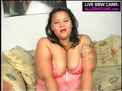 bbw ass licking balls dipin fat woman plump machine
