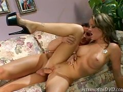 Guy & A Girl Fuck In the Audition Waiting Room