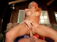 Horny Vivian West loves getting fucked hard and rough