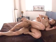 Sexy Teen Rio Rides A Cock With Her Perfect Oiled Body