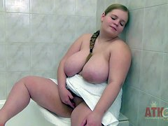 Yada is a chubby young chick with massive tits. She