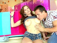 Luxurious Brandi Edwards got massive juggs