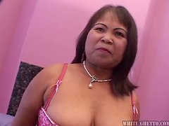 A Hard Fuck With A Hard Cock For A Mature Woman