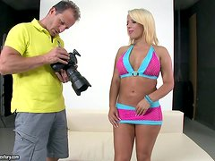 Double Penetrating Threesome With The Hot Amanda Black
