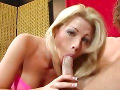 Brooke Haven drools over this stiff skin flute