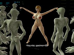 Sims2 porn Alien Sex Slave part 2