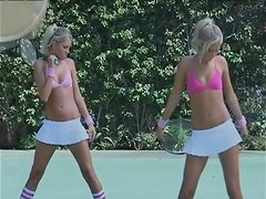 Two naughty twins Kristina and Karissa are so hot