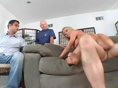 Hot body on his cheating wife that loves anal