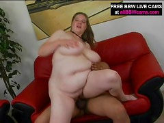 Plumper Gal Gets It From Throbbing Stud Part 2