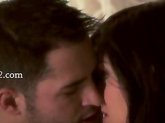 brunette love licking pussy and banging