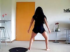 Top great hot dancing