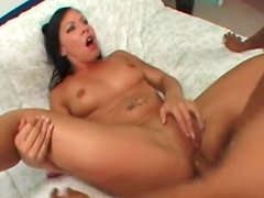 Rimming and toying her ass to fuck it hardcore