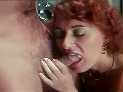 Luscious redhead girl gets fucked in her tight ass