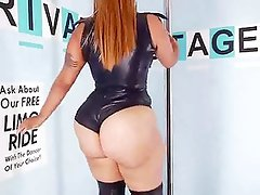 Latin Booty Leather