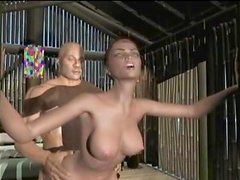3d animated hentai doggystyle fucked and cumshot