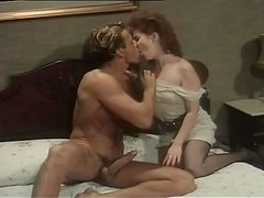 Creamy White Babe Getting Drilled in Both Holes by Rocco Siffredi