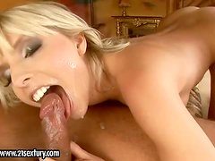 Stella Delacroix seduces a gardener and has some naughty banging with him