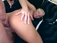 He wants nothing but ass and gets ATM blowjob