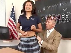 great oral with american 18yo chick