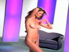 Cara Michelle is slender hottie with some fine tits