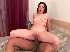 Mature meets BBC and takes a ride