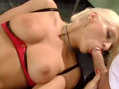 Doctors fit two cocks in the pussy of a hot slut