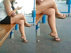 Candid Sexy Feet & Shoes collection 4