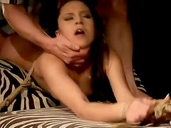 Alesya's been waiting for someone to be in control. She...