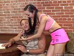 Ass Eating Asian Strumpet.
