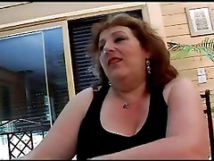 FRENCH MATURE n52b 2 anal grannies moms with 2 younger men