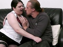 His wife leaves and chunky seduces him