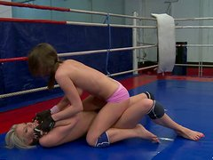 There must be only one dominant chick between Ava Danielle and Maye