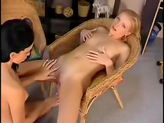 Incredible nipple sucking and pussy eating
