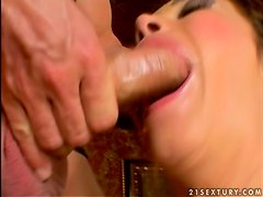 Faith Gets Fucked In Numerous Positions By A Big Boner