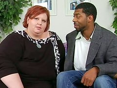Black mature dude uses his opportunity to bang BBW named Amita