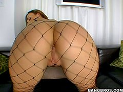 Layla Rose gets her pussy fucked in every known position