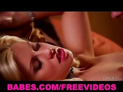 Babes - Jessie Volt is Electric in bed
