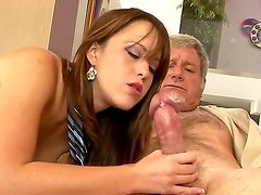 Izzi Ryder feels comfortable when she