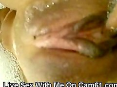Webcam Whore Doing Charming Wanking