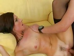 Scorching India Summers gets covered in dick milk